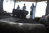 Holy Eucharist by the Sea of Galilee