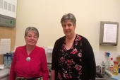 Glynis and Jeanette - Thank you!