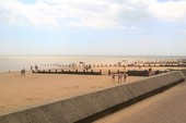Frinton's beautiful beach