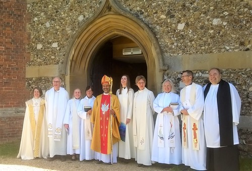 The New Priested group