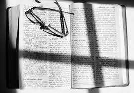 Get into the habit of reading your bible