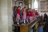The Elm Green Prep School Choir